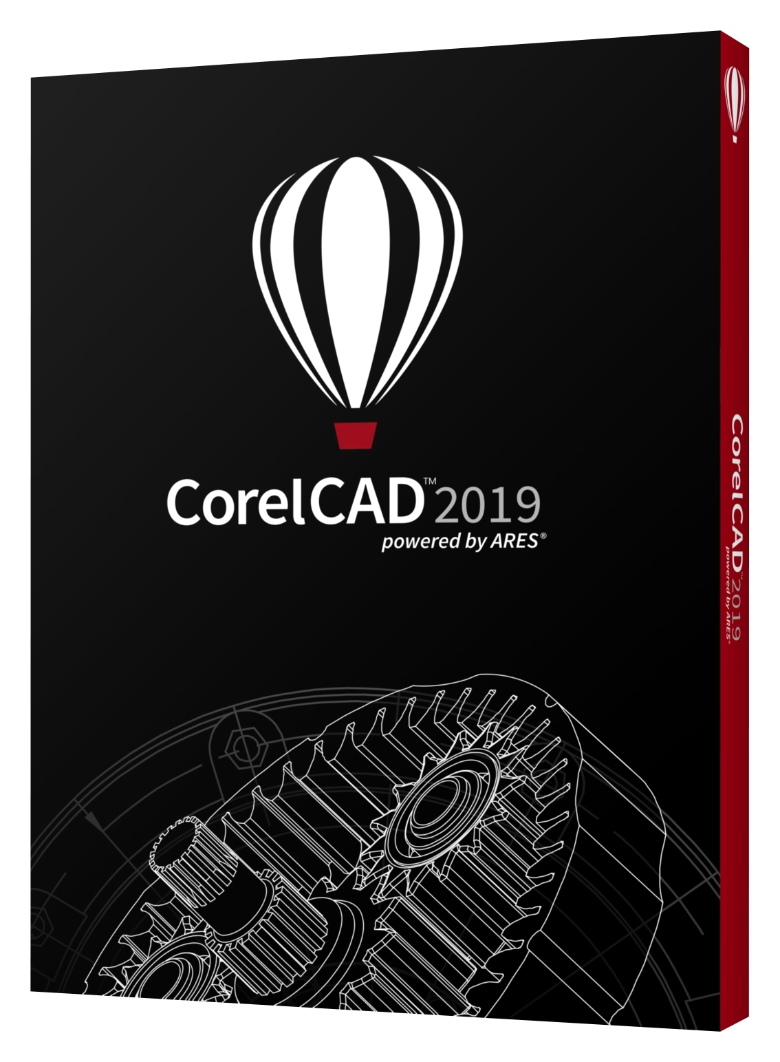 CorelCAD 2019 (DVD Case)