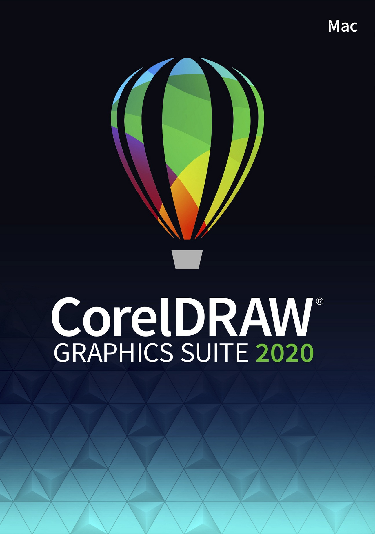 CorelDRAW Graphics Suite 2020 Mac