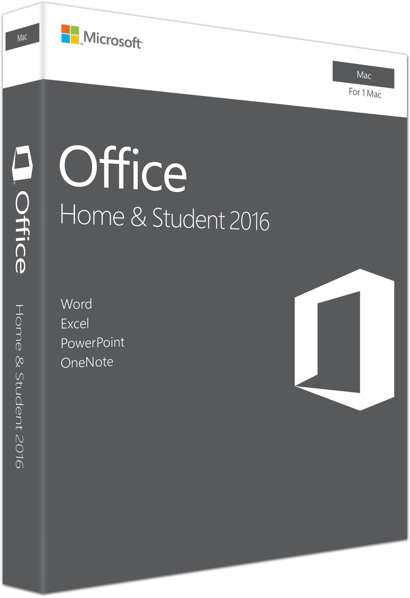 Office Mac 2016 pro domácnosti CZ, P2