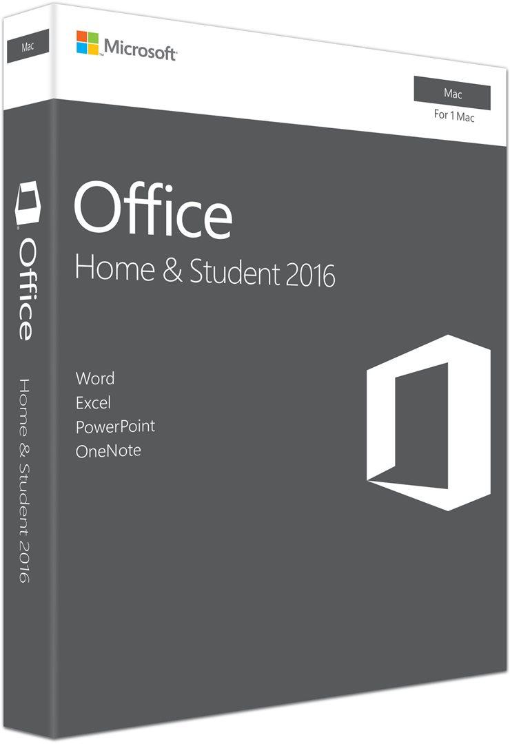 Office Mac 2016 pro domácnosti SK, P2