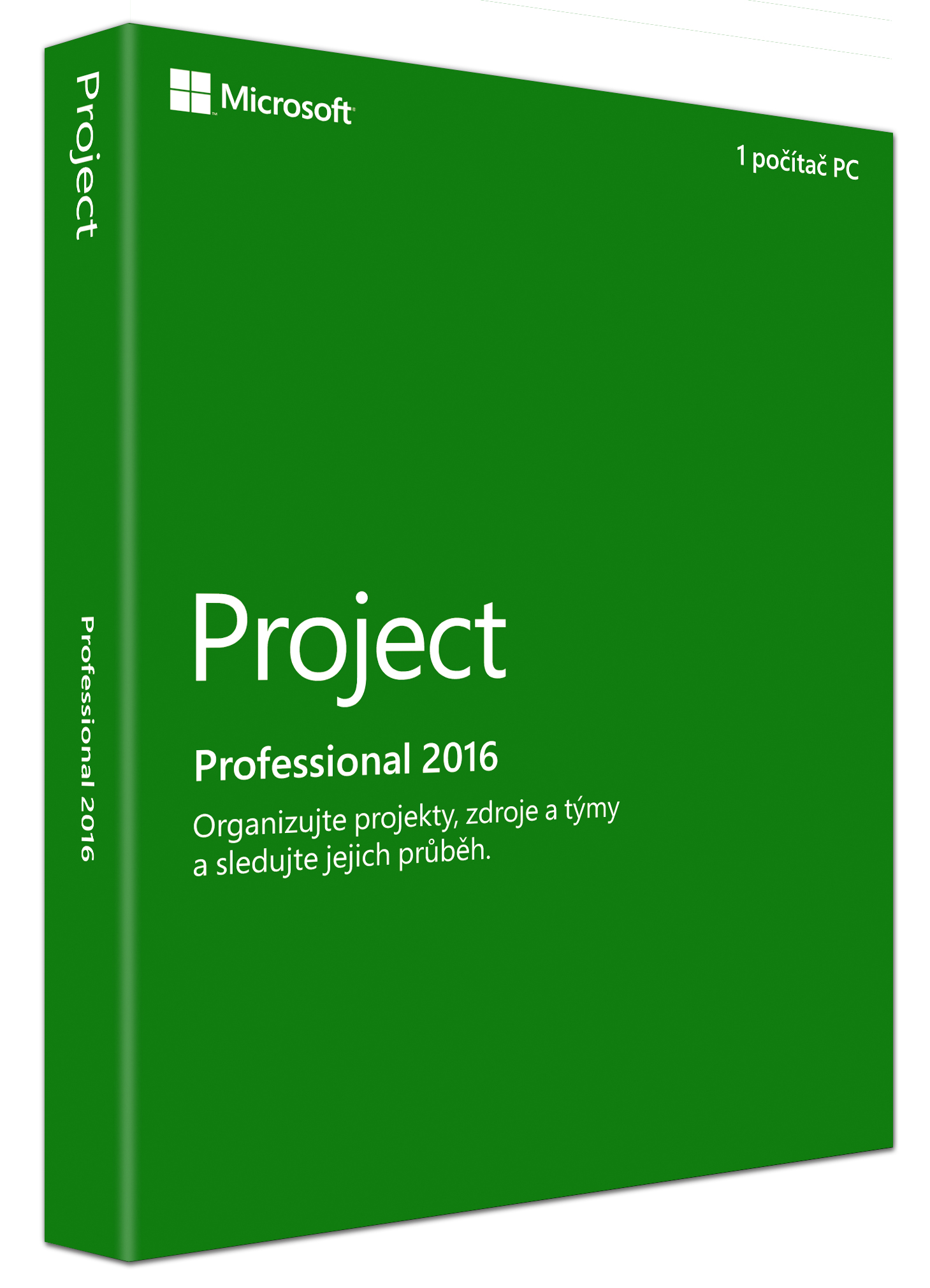 Project 2016 Professional SK