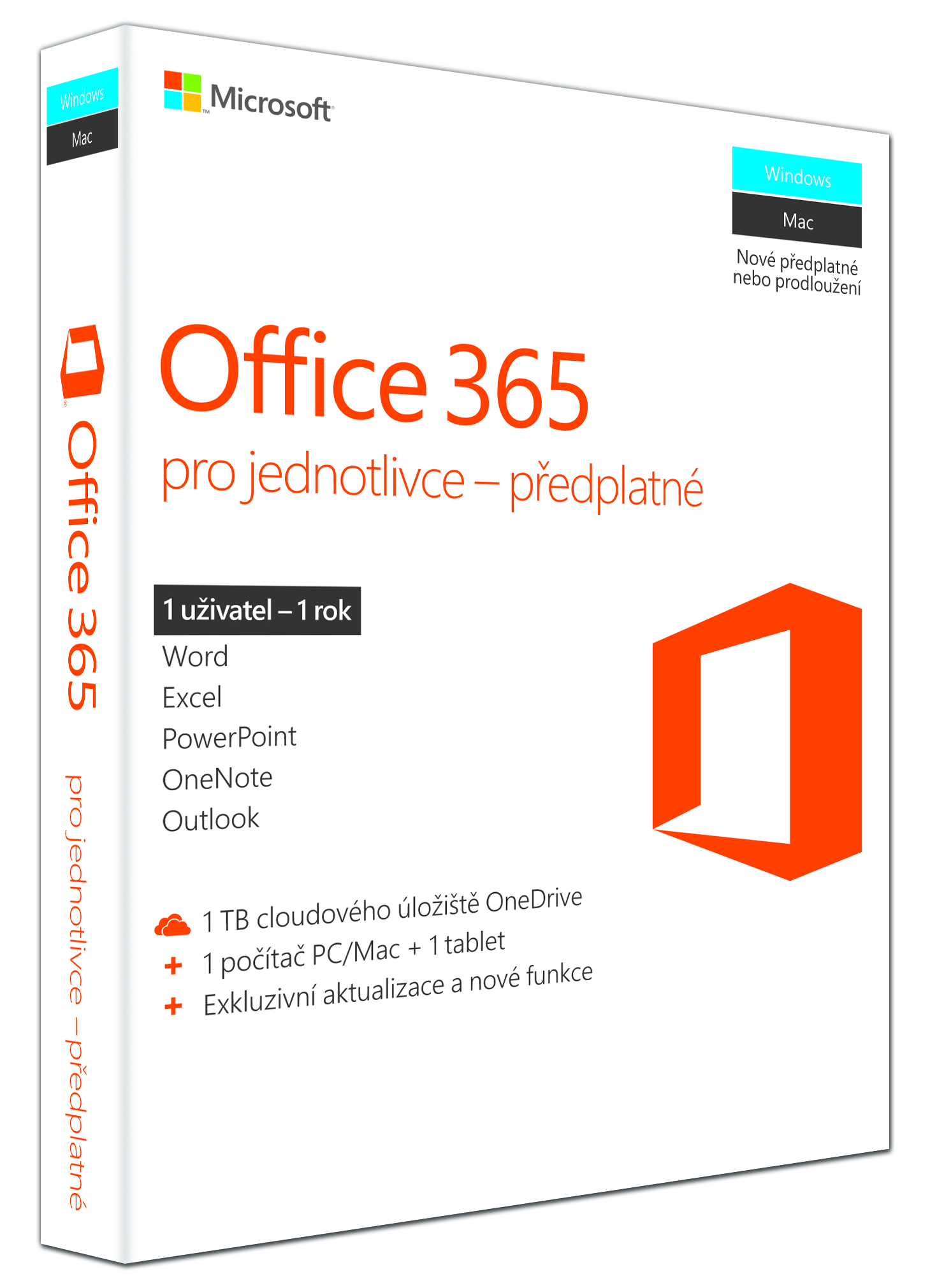 Office 365 Personal 32-bit/x64 Eng