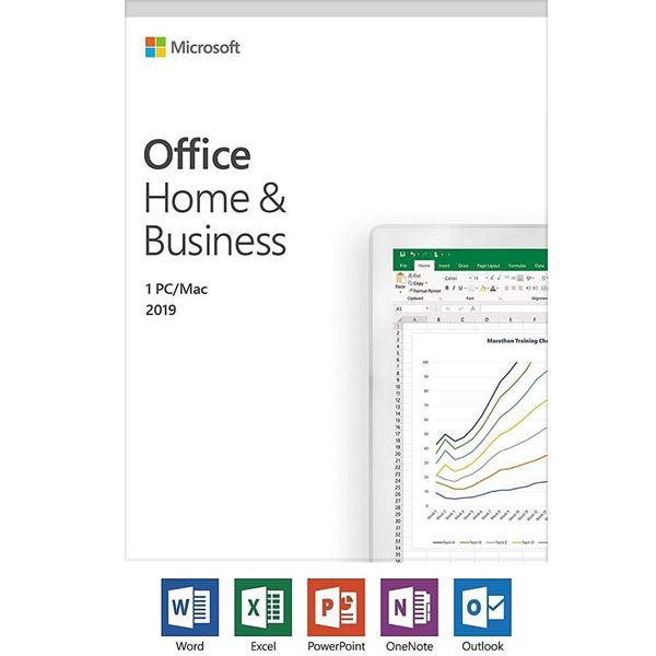 Office 2019 pro domácnosti a podnikatele Win/Mac Eng