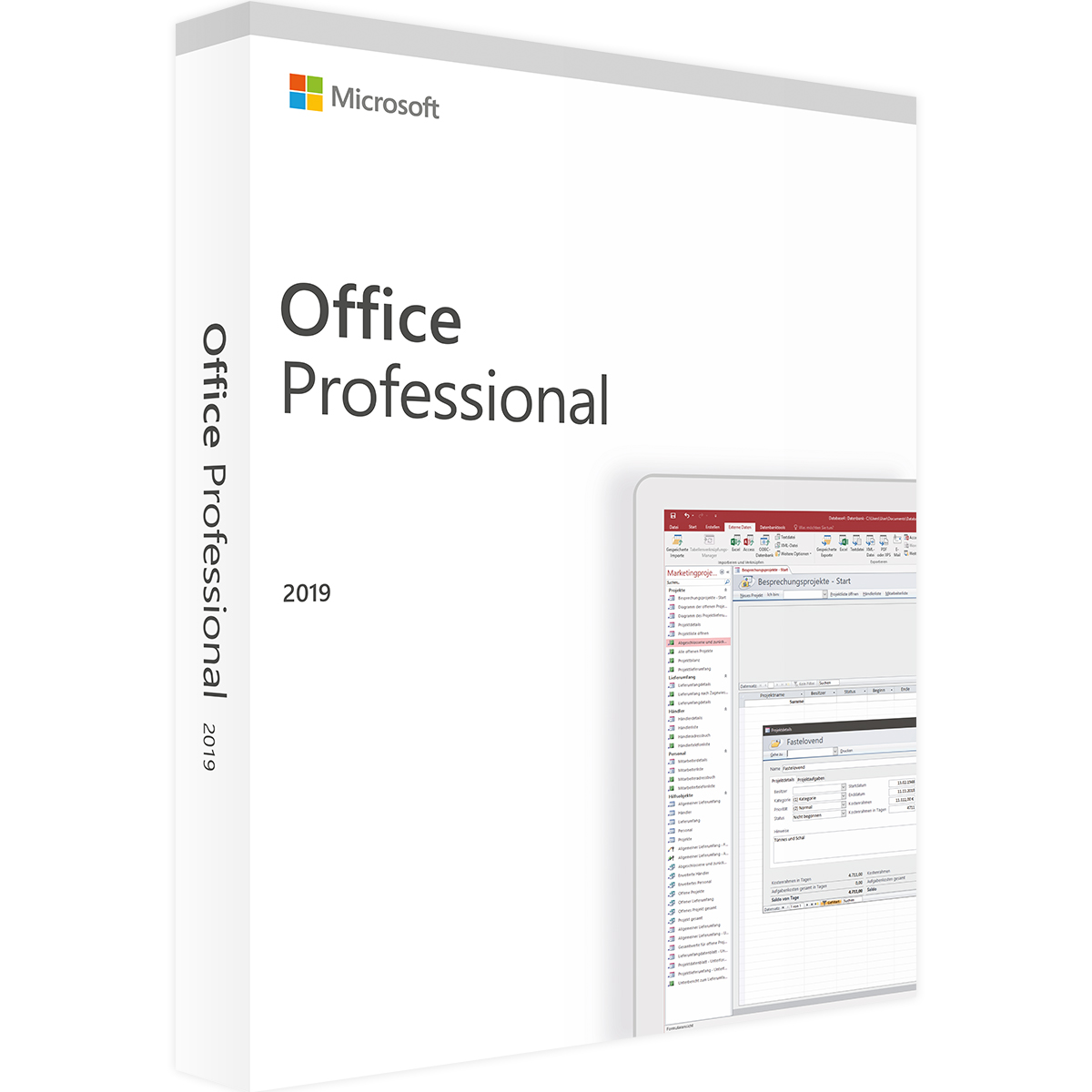 ESD Office Pro 2019 Mac/Win All Languages - 269-17068