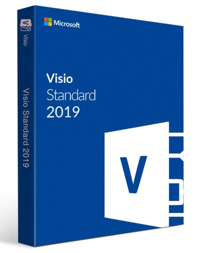 ESD Visio Std 2019 All Languages - D86-05822