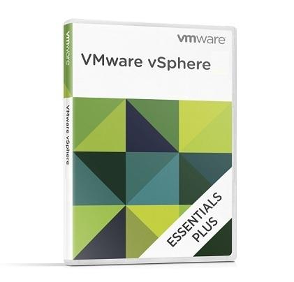 Upgrade: VMw vSphere 6 Essentials to Ess+