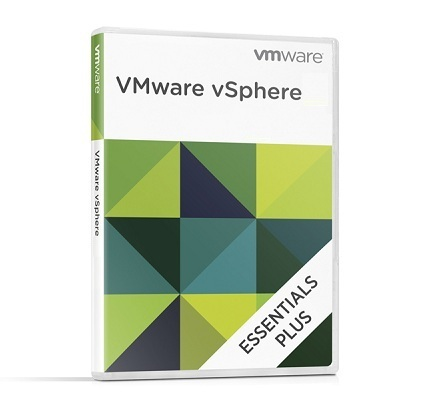 VMw vSphere 6 Essentials Plus Kit