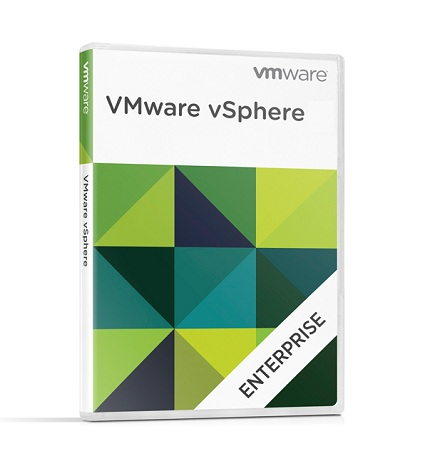 Academic VMw vSphere 6 Enterprise+ for 1 processor