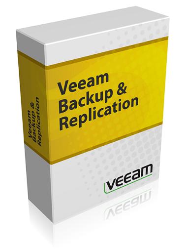 Veeam Backup & Replication Standard, HyperV