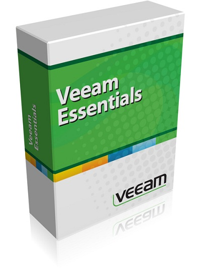 Veeam Backup Essentials Standard, HyperV