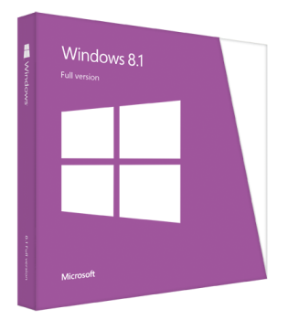 MS Win 8.1 Win32bit English 1pk OEM DVD
