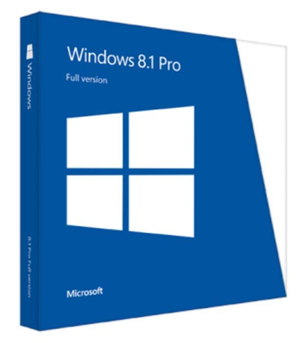 MS Win 8.1 Pro Win64Bit SK GGK legaliz. verze