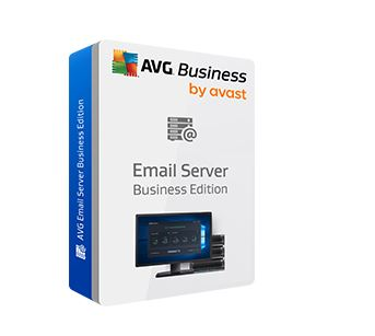 AVG Email Server Edition, 5 mbx. /12 m.