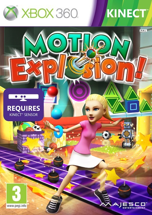 X360 - Motion Explosion