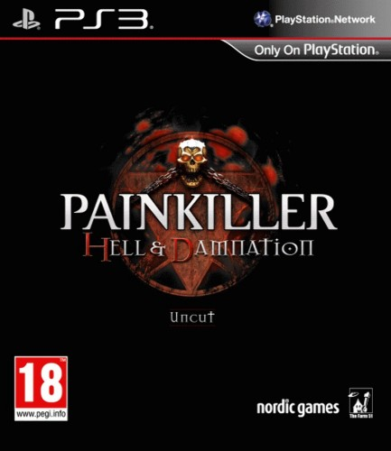 PS3 - Painkiller Hell & Damnation