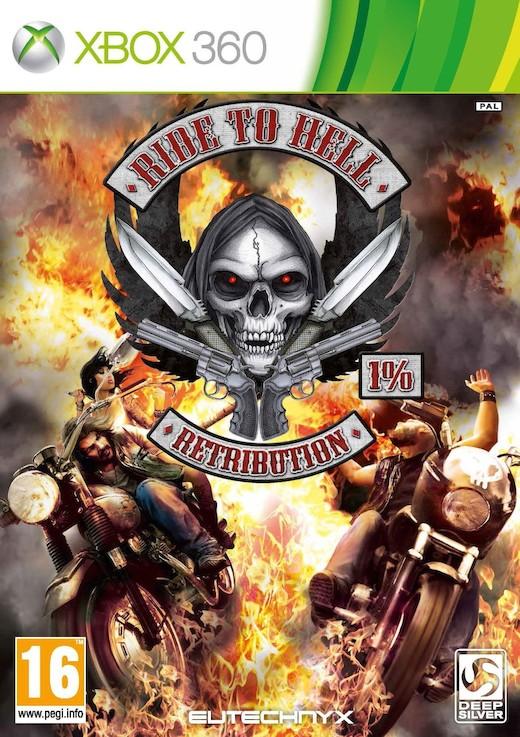 X360 - Ride to Hell: Retribution