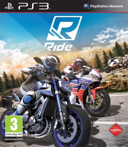 PS3 - RIDE
