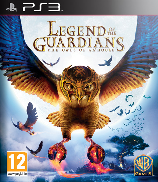 PS3 - Legend Of The Guardians The Owls Of Ga´Hoole