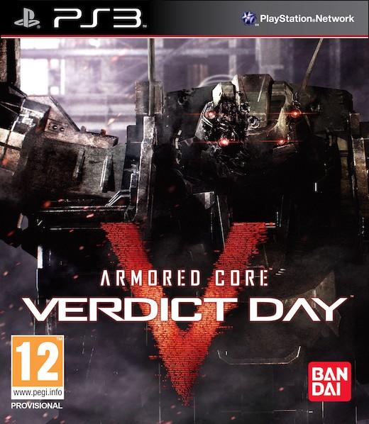 PS3 - Armored Core: Verdict Day