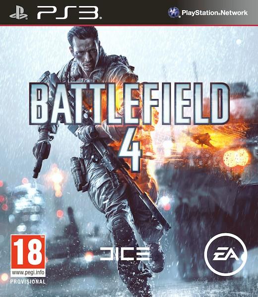 PS3 - Battlefield 4