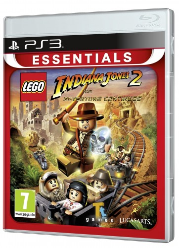 PS3 - LEGO Indiana Jones 2