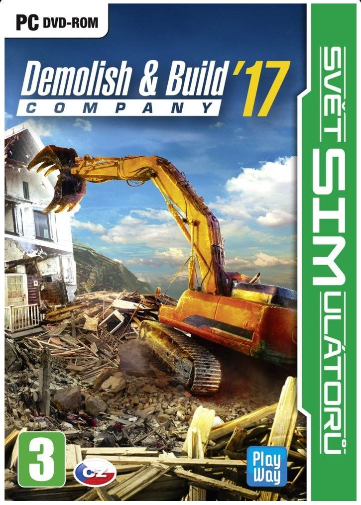 PC - SIM: Demolish&Build Company 17