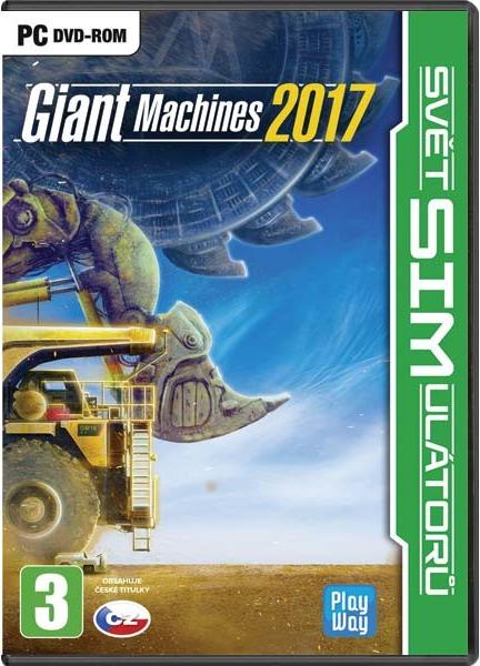 PC - SIM: Giant Machines 2017