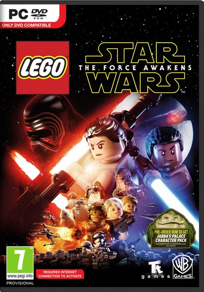 PC - Lego Star Wars: The Force Awakens