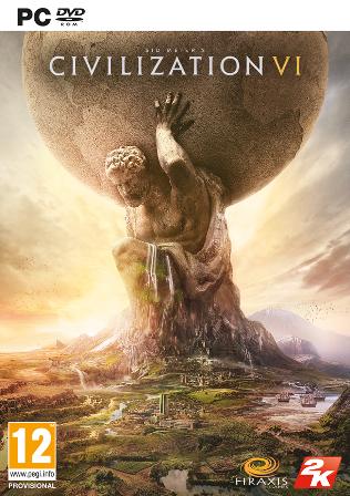 PC - Sid Meier's Civilization VI - 5026555065344