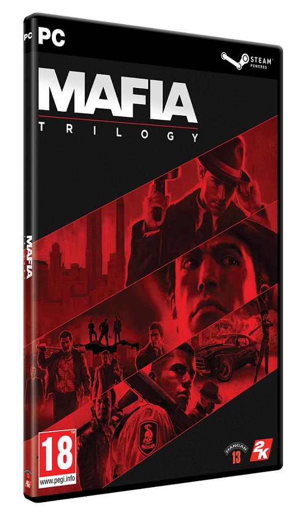 PC - Mafia Trilogy - 5026555364621