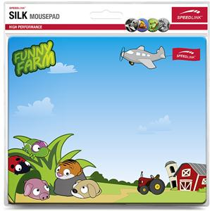 Podložka pod myš SILK Mousepad - Funny Farm