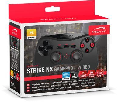 STRIKE NX Gamepad - for PC, black