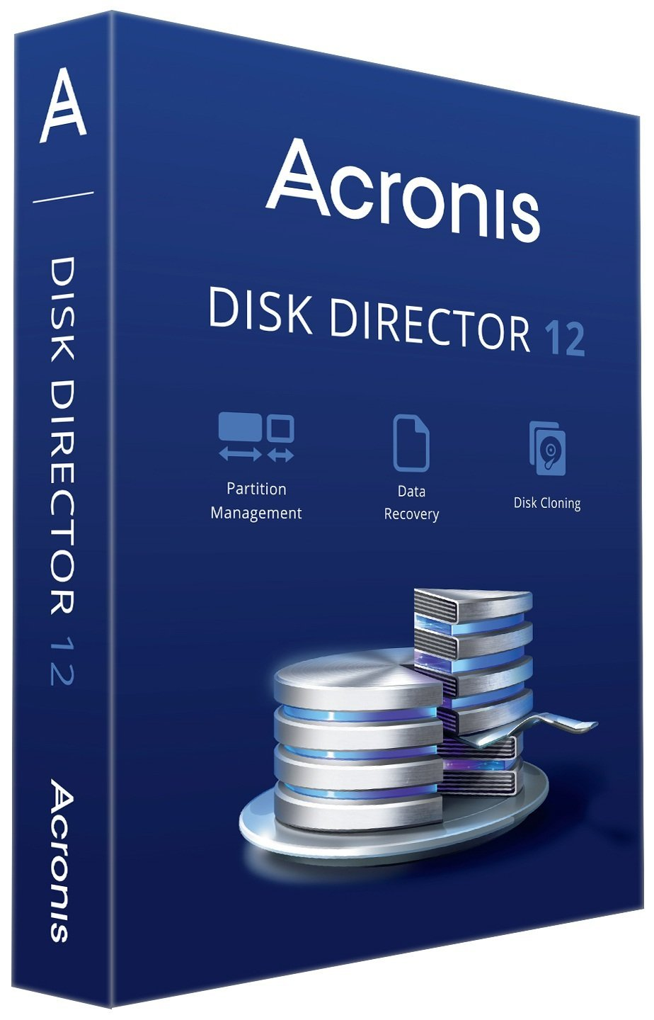 Acronis Disk Director 12 Upgrade