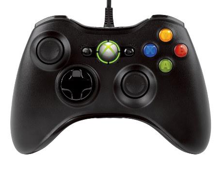 XBOX 360 Controller Black