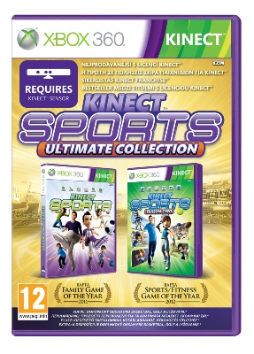 XBOX 360 - Kinect Sports Ultimate