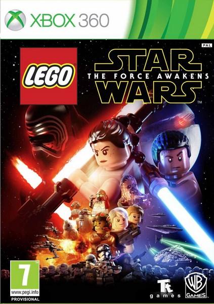 X360 - Lego Star Wars: The Force Awakens