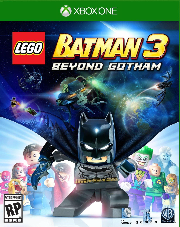 XOne - LEGO Batman 3: Beyond Gotham - 5051892183086