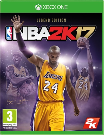 XOne - ESP: NBA 2K17 Legend Edition