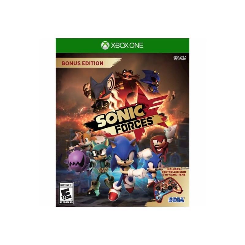 XOne - Sonic Forces - 5055277030002
