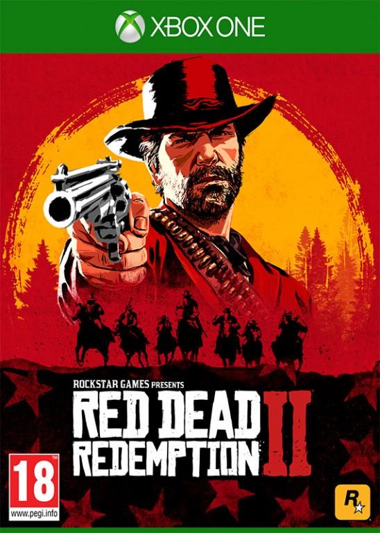 XOne - Red Dead Redemption 2 - 5026555358989