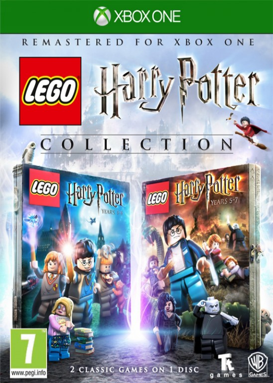 XOne - LEGO Harry Potter Collection - 5051892217309
