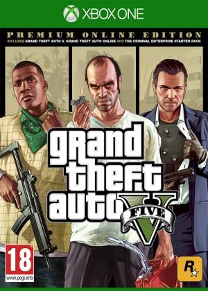 XOne - Grand Theft Auto V Premium Edition - 5026555359993