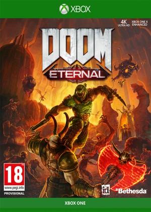 XOne - Doom Eternal - 5055856422938