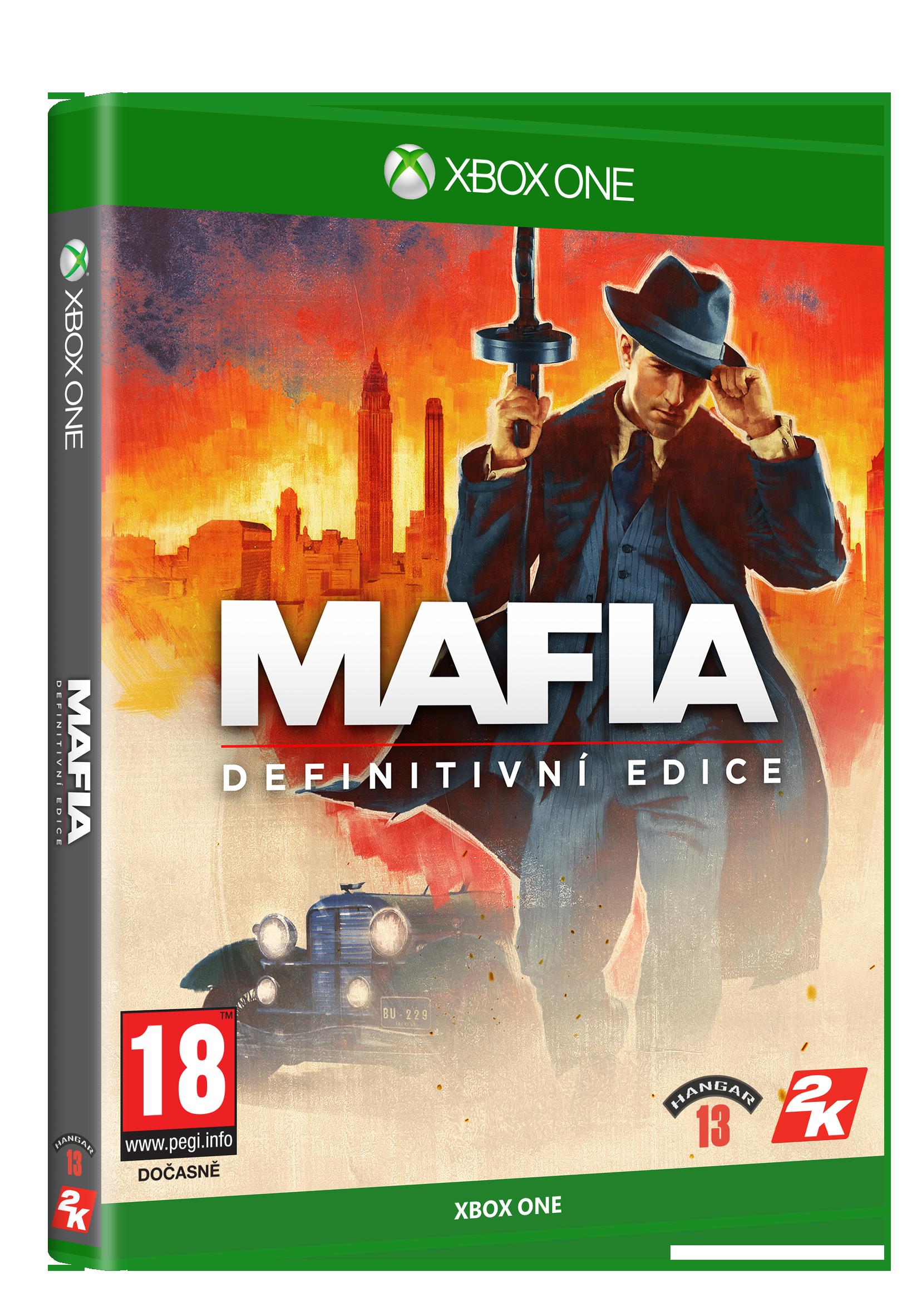 XOne - Mafia: Definitive Edition - 5026555362733
