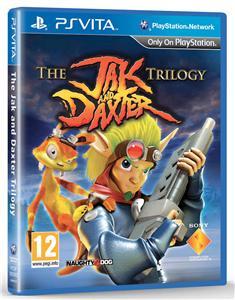 PS Vita - Jak & Daxter Trilogy