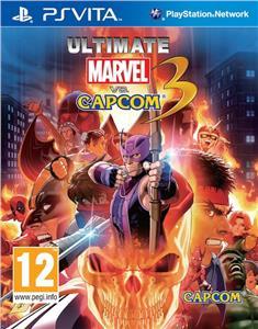 PS Vita - Ultimate Marvel vs. Capcom 3