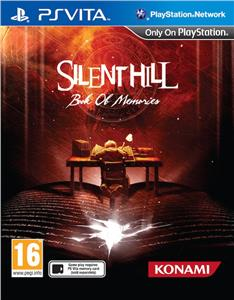 PS Vita - Silent Hill: Book of Memories