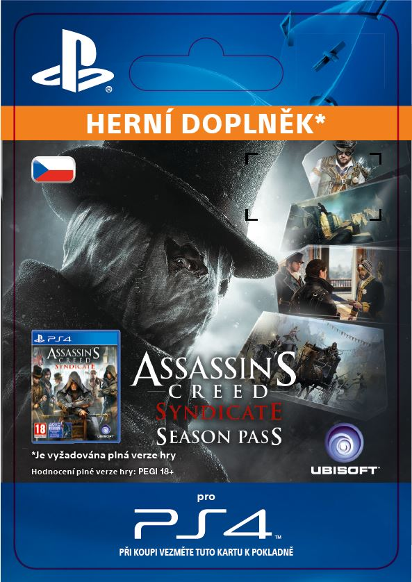 ESD CZ PS4 - Assassin's Creed Syndicate SP - SCEE-XX-S0022000