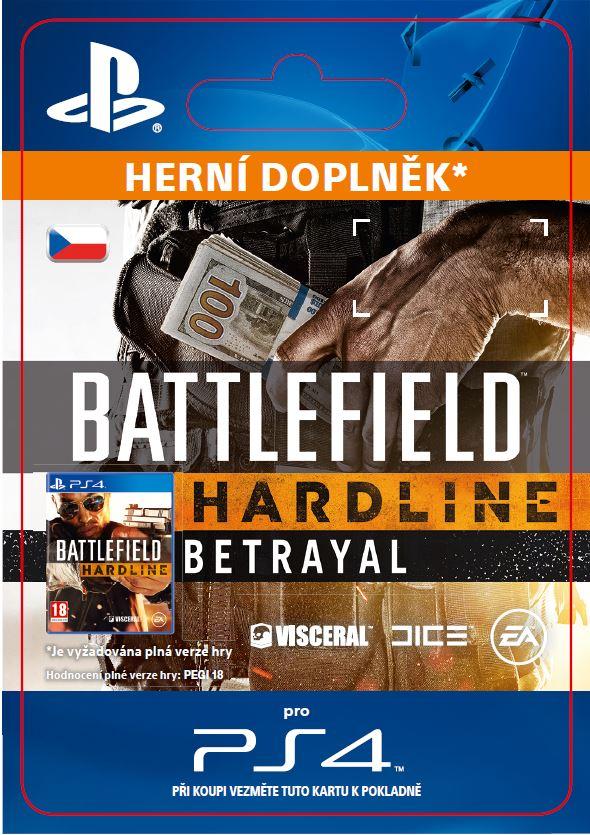 ESD CZ PS4 - Battlefield Hardline Betrayal - SCEE-XX-S0024023