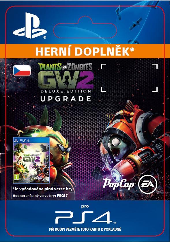 ESD CZ PS4 - Plants vs. Zombies Garden Warfare 2: Deluxe Upgrade - SCEE-XX-S0024576